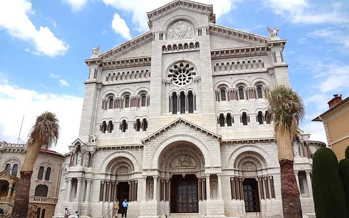 Palácio do Príncipe em Mônaco