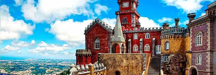 Palácios e Castelos em Sintra