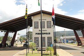 Pirenópolis, portal da cidade