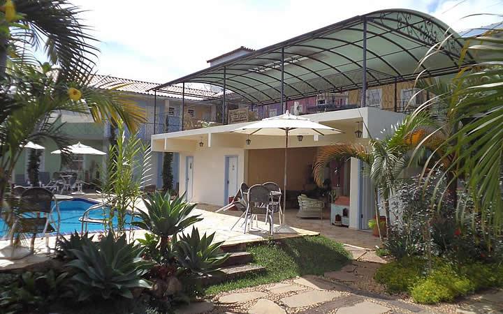 Pousada Villa Alferes em Tiradentes
