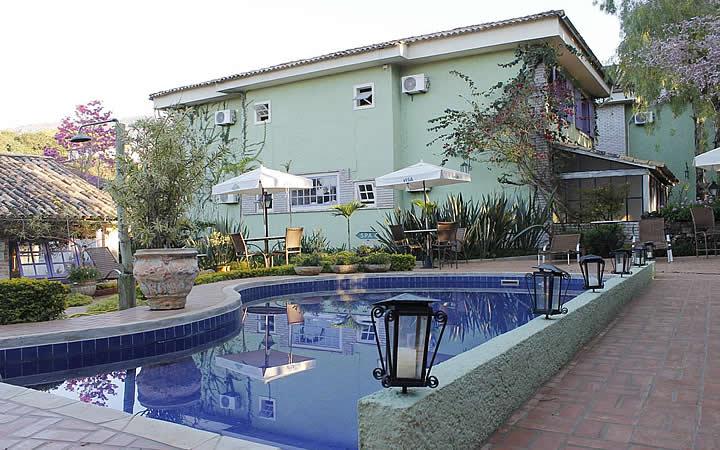 Pousada Villa Allegra em Tiradentes