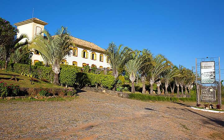 Pousada Villa D`ouro em Tiradentes