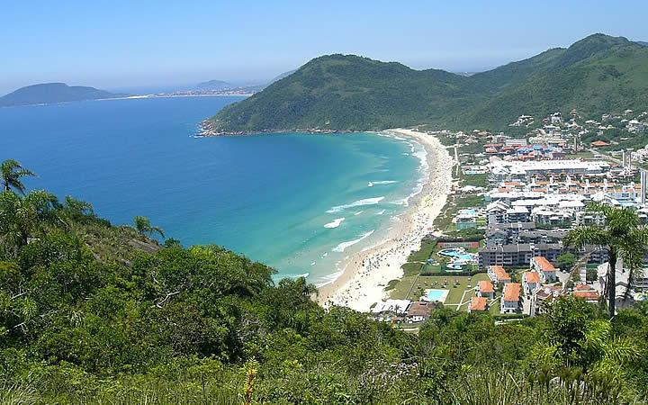 Praia Brava em Florianópolis