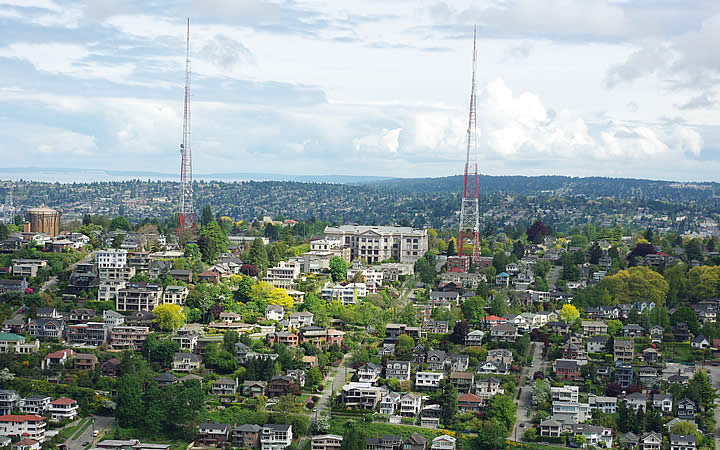 Queen Anne em Seattle
