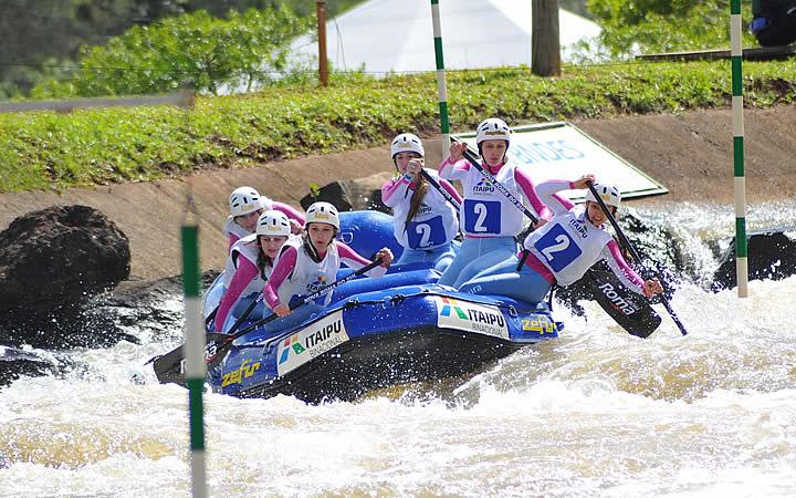 Rafting em Foz do Iguaçu