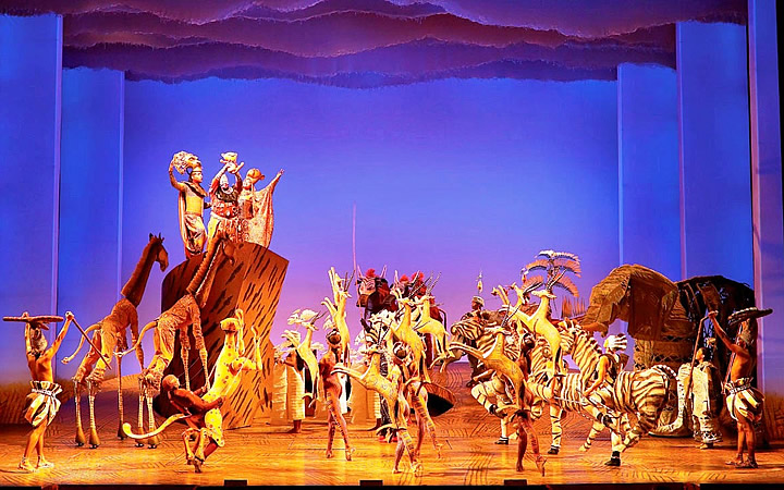Rei Leão (Musical da Broadway)