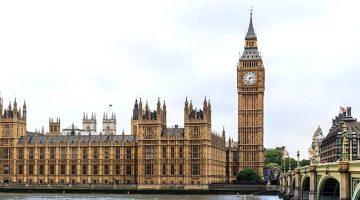 Relógio do Big Ben em Londres