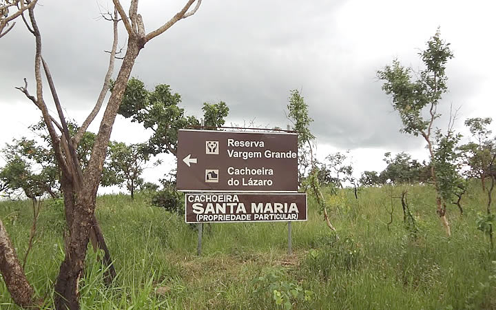Reserva Vargem Grande em Pirenópolis