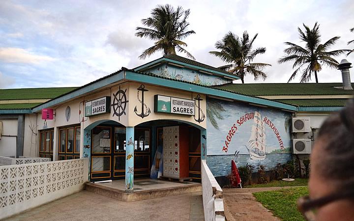 Sagres em Maputo