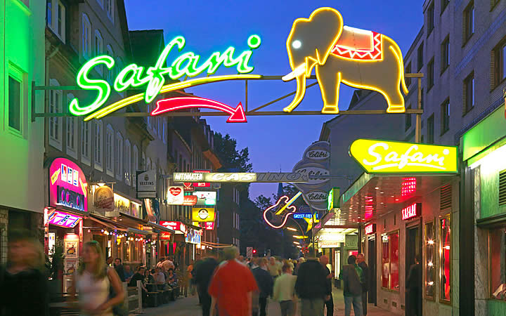 St. Pauli em Hamburgo
