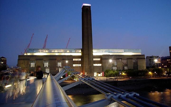 Tate Morden em Londres