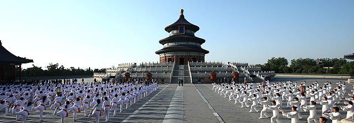 Templo do céu - Pequim