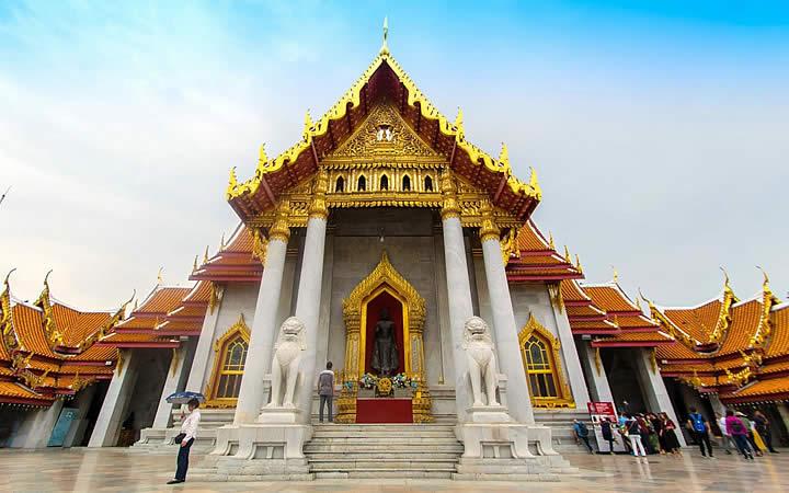 Templo em Bangkok