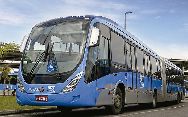 Transporte Público - BRT