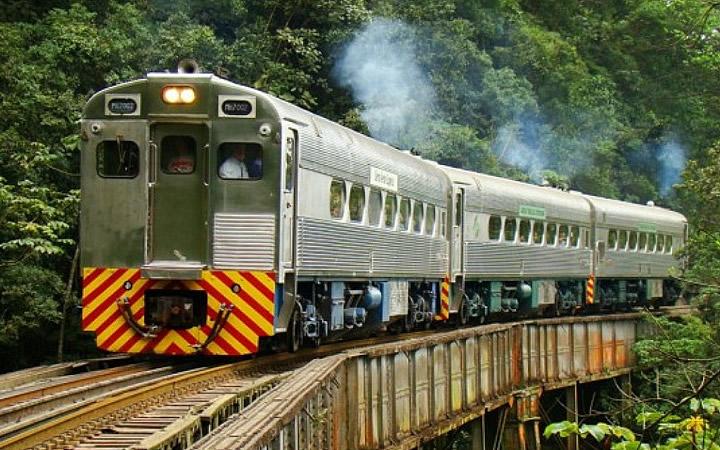Trem das Montanhas Capixabas em Domingo Martins
