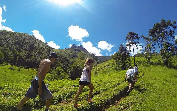 Trilha da Serra Pelada em Visconde de Mauá