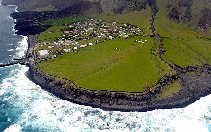 Tristan da Cunha, Reino Unido