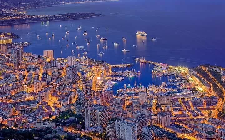 Vida noturna em Mônaco