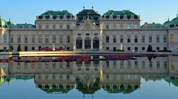 Viena - Palácio Belverde