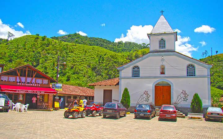 Vila de Maromba em Visconde de Mauá