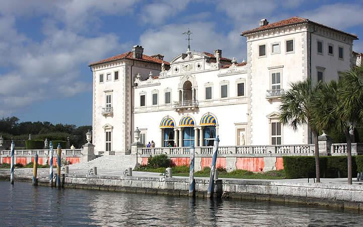 Vizcaya Museum e Gardens em Miami