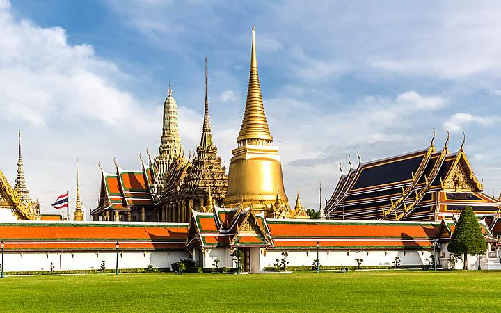 Wat Phra Kaew em Bangkok