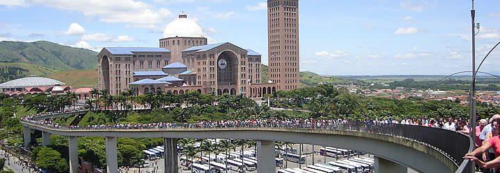 Aparecida do Norte - São Paulo