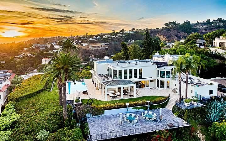 Bevery Hills em Los Angeles