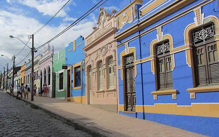 Casario Colonial em Olinda