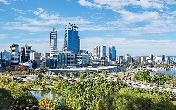 Centro de Perth