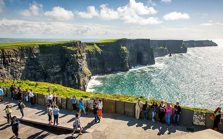 Cliffs of Moher - Falácias