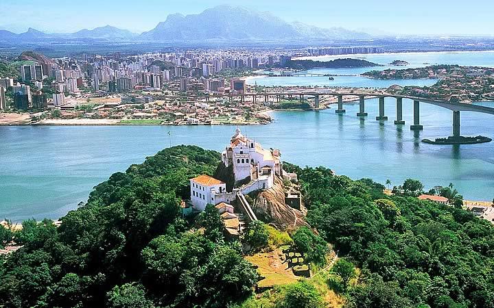 Convento da Penha em Vila Velha