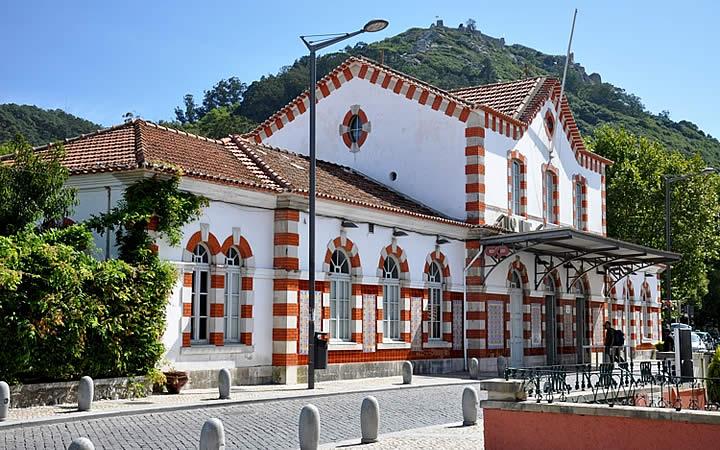 Estação de Trem - Sintra