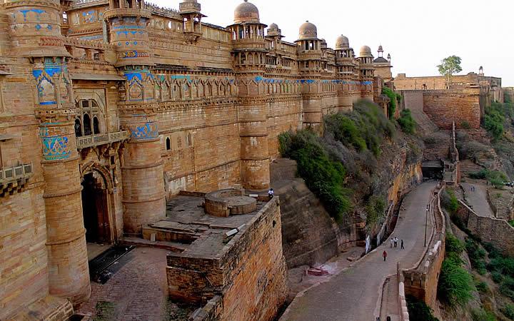 Forte Gwalior