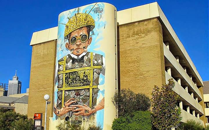 Galeria de Arte - Perth