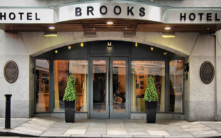 Hotel Brooks em Dublin