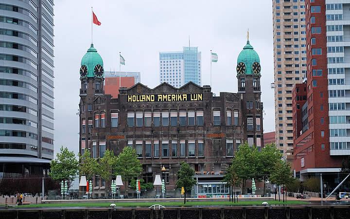 Hotel New York em Roterdã