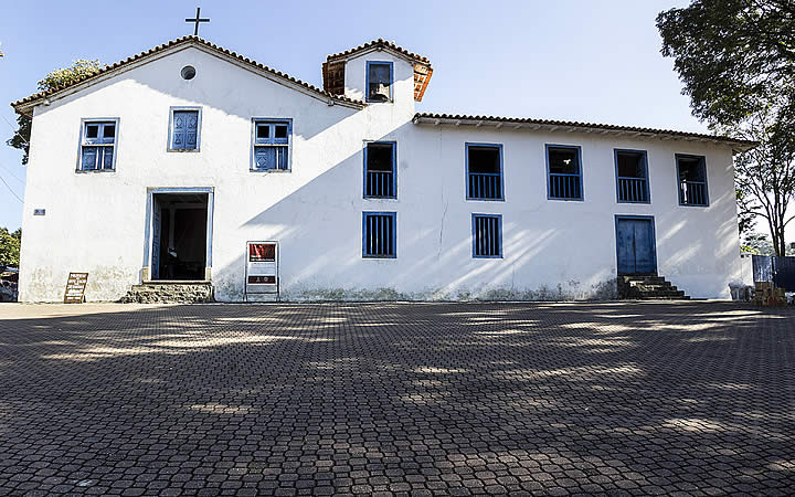 Igreja Nossa Senhora do Rosário - Embu das Artes