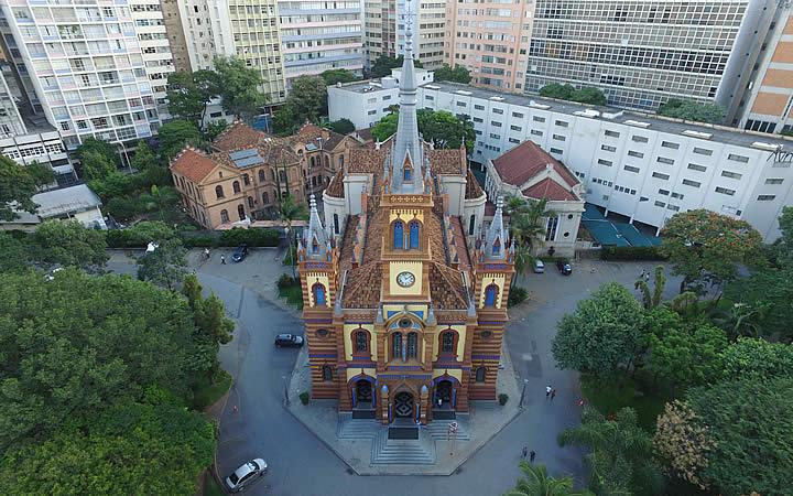 Igreja São José em Belo Horizonte