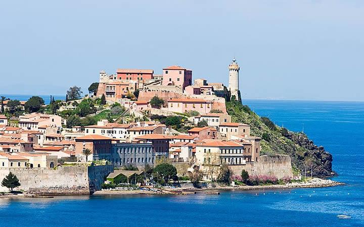 Ilha de Elba - Toscana