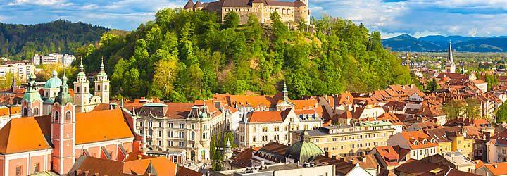 Liubliana em Esloveia