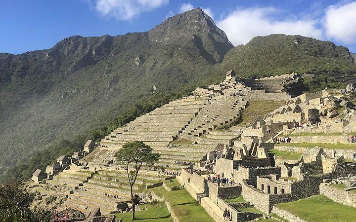 Machu Picchu - Ruínas