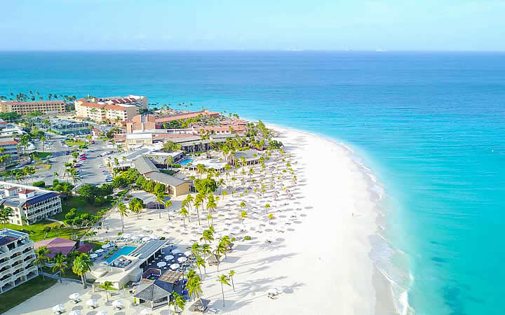 Manchebo Beach Resort; Spa em Aruba