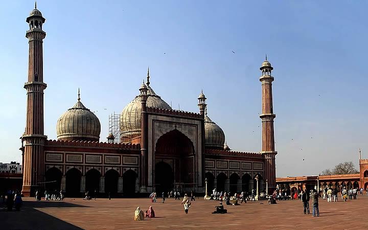 Mesquita Jama Masjid