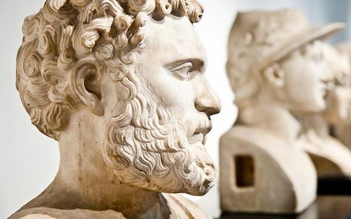 Museu Arqueológico Nacional de Nápoles - Estátuas