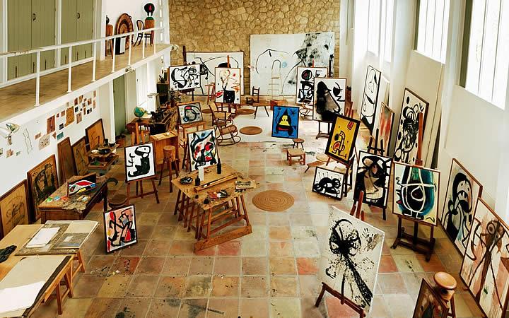 Museu da Fundação Pilar i Joan Miró