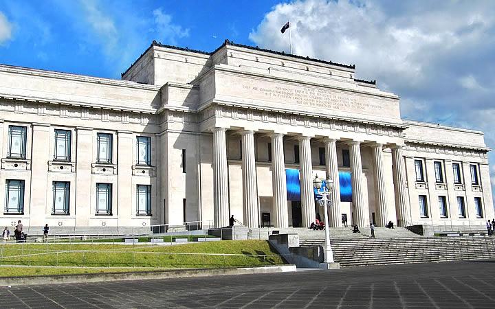 Museu de Auckland