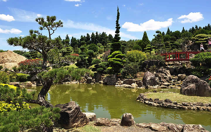 Parque Maeda em Itu