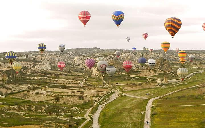 Passeio de Balão em Marraquexe