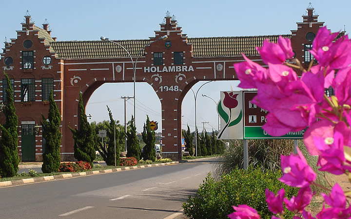 Portal de Holambra
